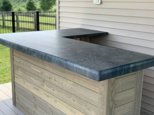 custom concrete MD