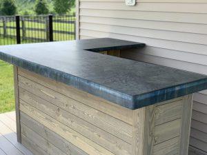 custom concrete MD